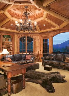 Custom Mountain Architects, Breckenridge, Colorado - TYL Ranch - Custom Mountain Architects