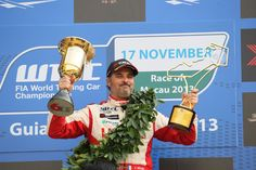 YVAN MULLER #WTCC #BTCC #V8Supercars #WRC #Audi #Citroen #CitroenTotal #Seat #Vauxhall #Chevrolet #RML http://www.snaplap.net/driver/yvan-muller/