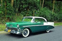 1956 Chevy Bel Air Sport Sedan....beautiful...