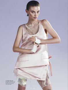 VA RT.6 620x826 Vogue Austrália | Editorial de Moda Maio 2013 | Rosie Smith por Nicole Brentley