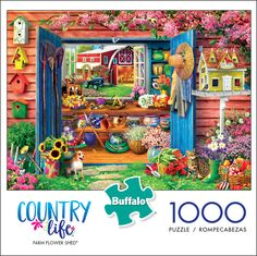 19 Best Country Life and Days to Remember Puzzle Collections by