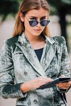 Paris Fashion Week Street Style 2016 | British Vogue