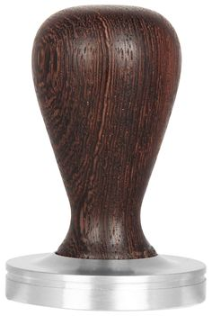 Wenge coffee tamper by Clive Coffee - $65