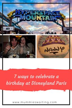 Disneyland Paris is such a magical place to spend a birthday! If you're looking for something extra special to do. Here are 7 ways to celebrate a birthday at Disneyland Paris! Disney World Florida, Disney World Resorts, Disney Vacations, Walt Disney World, Disney Parks, Disneyland Paris Castle, Disneyland Birthday, Disney Fun Facts, Disney Tips