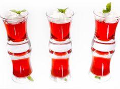Prosecco Jell-O shots