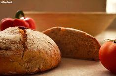 Welt Brot Tag Sauerteig Brot mit Kräutern und Jogurt – World bread day sourdough bread with herbs and yogurt