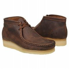 "Clarks Wallabee Classic ""Beeswax"" (These are my all time favorite shoes for men)"