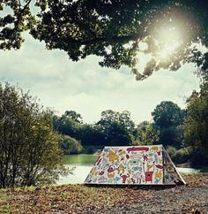 Estate 2012: tende da campeggio colorate e stravaganti