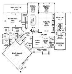 Plan #119-428 - Houseplans.com