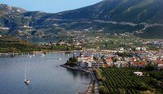 Epidavros village, Argolida, Greece Places In Greece, The Good Place, Dolores Park, River, Greek Islands, Amazing Places, Travelling, Landscapes, Turkey