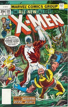 The Uncanny X-MEN #109
