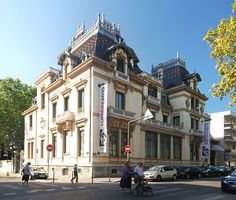 Institut Lumière, lyon, france