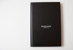 Weekend/trip photo book. Blurb trade book.