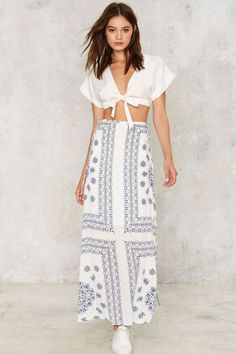 Jodi Lace-Up Skirt | Shop Clothes at Nasty Gal!
