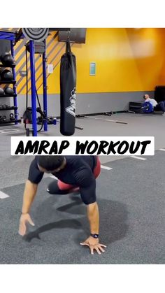 Abs And Cardio Workout, Full Body Workout Routine, Calisthenics Workout, Gym Workout Videos, Weight Training Workouts, Body Weight Training, Circuit Training, Dumbbell Workout, Workout Challenge