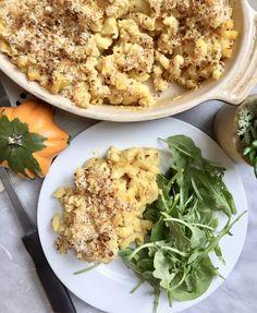 Vegan Cauliflower Sauce Mac N Cheese
