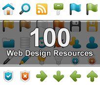100 Fantastic Resources For Web Designers