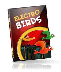 Are You Ready to Soar to Victory?   Lightning does strike more than once! Avoid UFOs, phone lines and even a flying Mary Poppins while you make your way through the sky. Keep your bird from getting roasted–compete with your friends and see who can keep their bird flying high the longest in this addictive two player game! #Games #Rounds