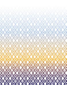 Gradient Wallpaper by Thomas Eurlings for NLXL - Available at The Pattern Collective
