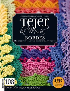 Watch This Video Beauteous Finished Make Crochet Look Like Knitting (the Waistcoat Stitch) Ideas. Amazing Make Crochet Look Like Knitting (the Waistcoat Stitch) Ideas. Crochet Edging Patterns, Crochet Lace Edging, Crochet Borders, Crochet Trim, Love Crochet, Beautiful Crochet, Crochet Designs, Crochet Stitches, Knitting Magazine