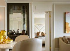 Suites At The Ritz Carlton, Toronto Classic Interior, Best Interior, Inspiration Design, Hotel Interiors, Unique Lamps, Design Firms, Decoration, Exterior Design, Lounge