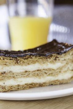 Chocolate Éclair Dessert