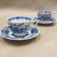 FREE SHIPPING Tea for Two Vintage Ridgway Staffordshire