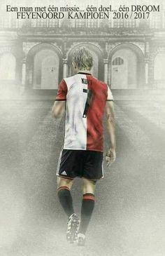 Ik ben uiteraard voor Feyenoord