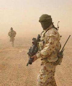 Afghanistan 2001 - operatori British SAS - Australian SAS - SBS - NZSAS.