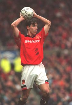 Gary Neville won the FA Youth Cup with @manutd in 1991/92.