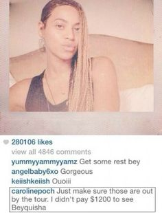 Funniest Instagram Comments