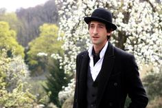 Adrien Brody in The Brothers Bloom. One of my FAVORITE movies.
