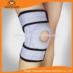 899058c707 Knee Support Sleeve Wrap By Simple Health, Adjustable Compression Brace for  Magnetic Pain Relief with