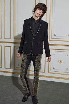 Roberto Cavalli Spring 2016 Menswear - Collection - Gallery - Style.com