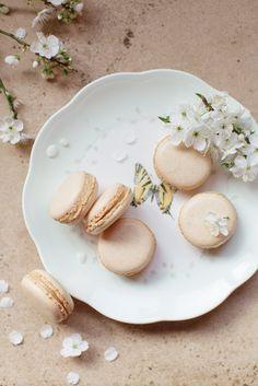 creamy macaroons