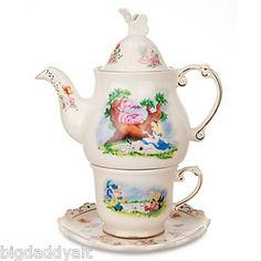 72 Best Alice In Wonderland Tea Cup Set Images