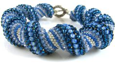 Cellini Spiral Stitch