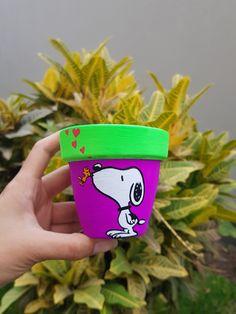 Painted Plant Pots, Painted Flower Pots, Crafts To Sell, Diy And Crafts, Decorated Flower Pots, Flower Pot Crafts, Bright Art, Terracotta Pots, Clay Pots
