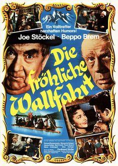 Poster zum Film: Die fröhliche Wallfahrt. 1956