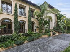 Magnificent Mediterranean Estate – $55,000,000 | Pricey Pads