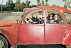 Andrew Bush - Drive-by portraits