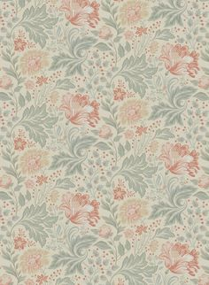 Decor, William Morris, Wall Painting, Bedroom Renovation, Phone Wallpaper, Inspiration, Scandinavian, Wallpaper Backgrounds, Prints