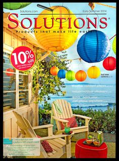 Allsop Home U0026 Garden On The Front Page Of Solutions Catalog // Www. Allsopgarden