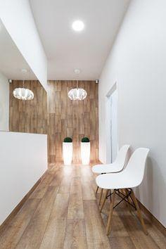 Modern waiting room, reception. Minimalistic interior.