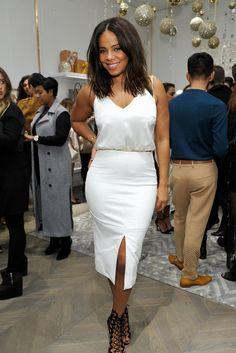Sanaa Lathan Style  - 10 Times Sanaa Lathan's Style Was Too Hot to Handle