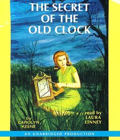 Nancy Drew: The perennial classic Nancy Drew by Carolyn Keene is what Jessica B. highly recommends. She says this go-getter sleuth has been inspiring for girls for decades.