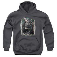 Hobbit: Gandalf Youth Hoodie