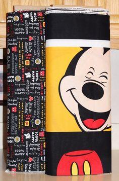 Disney Mickey Mouse Oh Boy Coordinating Fabrics bty #SpringsCreative