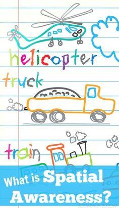 Handwriting Spacing Tool & Toys to Work on Spatial Awareness