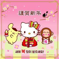 (11) Hello Kitty Korea